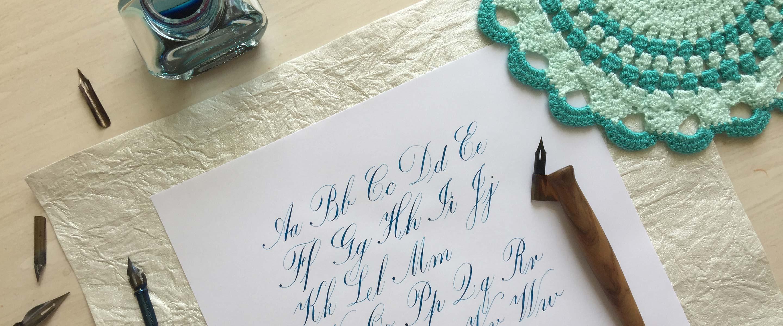 Photo of Calligraphy